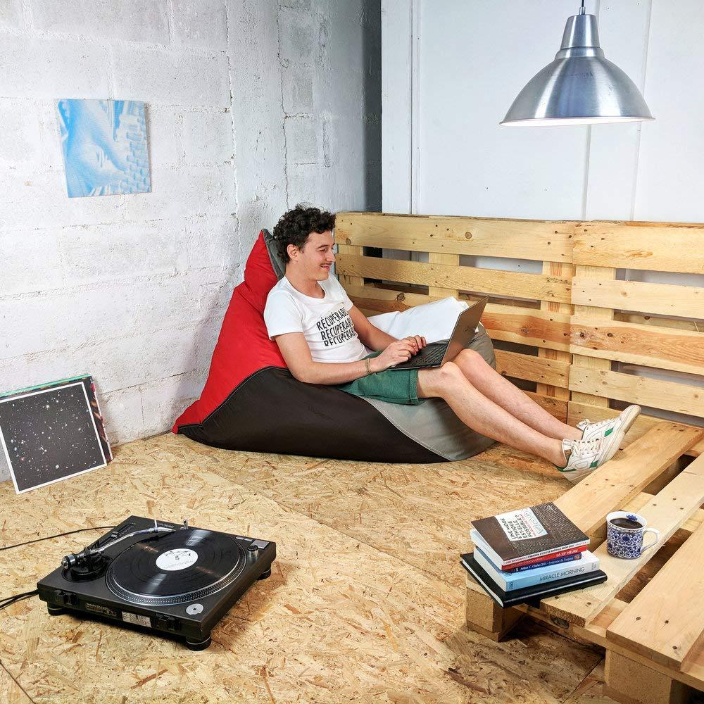 Pouf géant : Un pouf pour remplacer les fauteuils ?